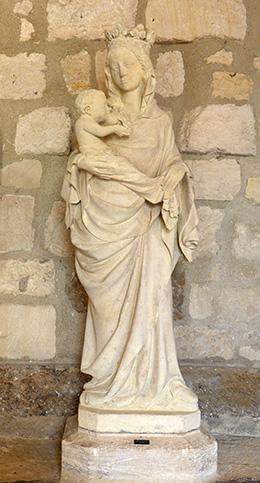 La Vierge de Royaumont