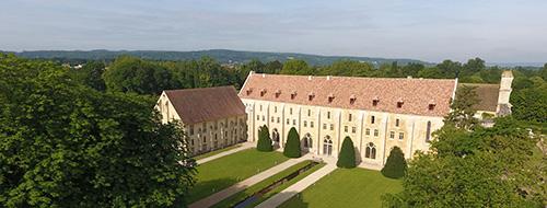 L'abbaye de Royaumont restaurée