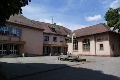 Théâtre du Marché aux Grains à Bouxwiller