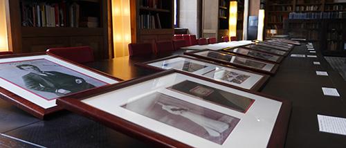 Exposition sur Mahler à la Bibliothèque musicale François-Lang