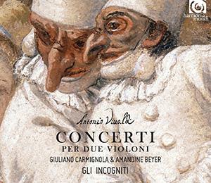 CD d'Amandine Beyer
