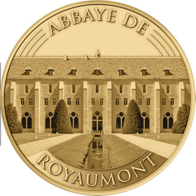 Médaille-souvenir de Royaumont