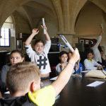 """""""Accès à la culture : 900 enfants du Val d'Oise bénéficient des fonds récoltés à l'occasion du Réveillon"""""""
