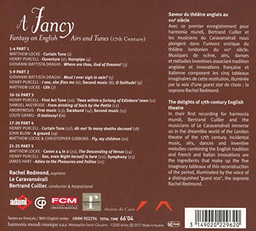 A Fancy (verso)