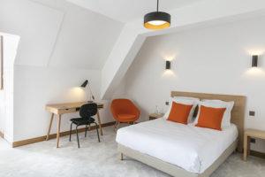 Dormir à Royaumont