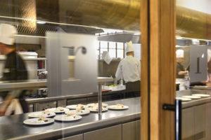 A Royaumont, toute une brigade de cuisine à votre service