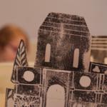 """Mon abbaye en papier 3D"""