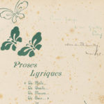 """""""Debussy, trésor de la Bibliothèque musicale François-Lang"""""""