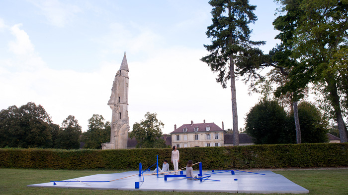 Festival de Royaumont 2017 - week-end danse