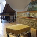 """""""[Claviers] La collection de clavecins de Jean-Luc Ho à l'abbaye"""""""