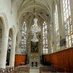 """""""Visite guidée de l'église Saint-Acceul d'Ecouen"""""""