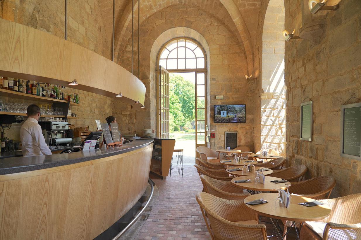 Le bar-salon de thé